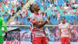 Christopher Nkunku sorgt bei RB Leipzig für Furore