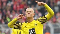 Erling Haaland begeistert bei Borussia Dortmund die Massen