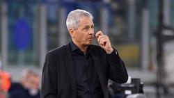 Lucien Favre ist seit seiner Entlassung beim BVB ohne Anstellung im Fußballgeschäft