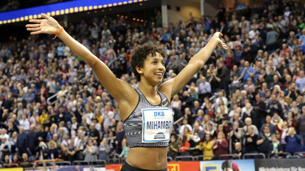 Malaika Mihambo will in Tokio nach Olympia-Gold greifen