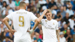 Toni Kroos steckt mit Real Madrid in einer Identitätskrise