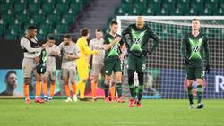 Die Wolfsburger Profis sind enttäuscht, aber nicht hoffnungslos