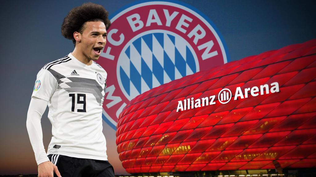 Der Transfer von Leroy Sané zum FC Bayern ist fix