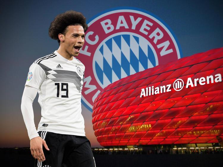 Leroy Sané wechselt nach München