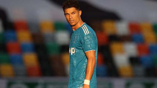 Cristiano Ronaldo und Co. haben die Meisterschaft noch nicht eingefahren