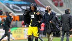 BVB bestätigt positiven Corona-Test bei Manuel Akanji