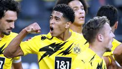 Wechselte im Sommer zum BVB: Jude Bellingham