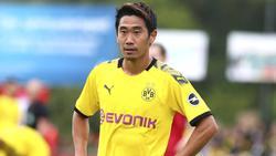 Shinji Kagawa erlebte seine beste Zeit beim BVB