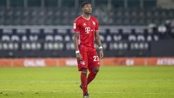 David Alaba glaubt fest an die Meisterschaft des FC Bayern