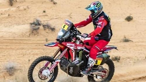 Ignacio Cornejo führte die Gesamtwertung seit der 7. Etappe an