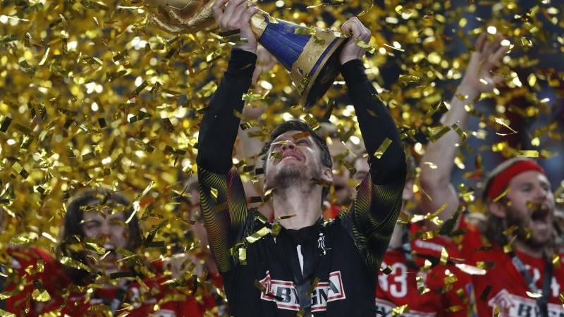 Sieggarant beim erneuten WM-Sieg von Dänemarks Handballern: Niklas Landin