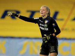 Isabella Kresche hat in vier Champions-League-Spielen kein Tor kassiert