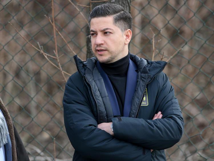 Amir Shapourzadeh war bis Sommer 2020 Sportdirektor bei der Admira