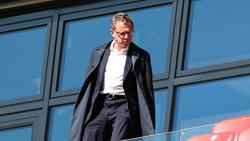 Zieht es Ralf Rangnick zu Eintracht Frankfurt?