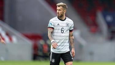 Niklas Dorsch soll das Interesse von Hertha BSC geweckt haben