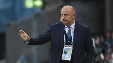 Der russische Fußballverband trennt sich von Trainer Stanislav Cherchesov