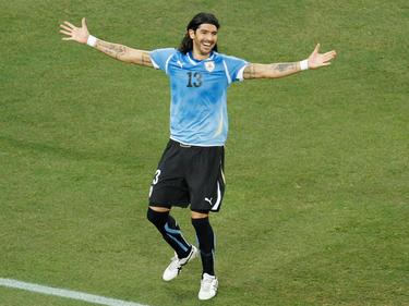 Abreu es historia viva del fútbol uruguayo. (Foto: Getty)