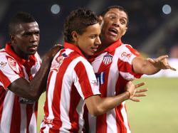 El Atlético Junior continúa invicto en la liga colombiana. (Foto: Imago)