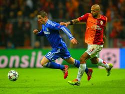 Torres entwischt Melo