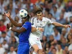 Pogba y Bale pugnan por un cuero en una semi de UCL Juve-Madrid. (Foto: Getty)