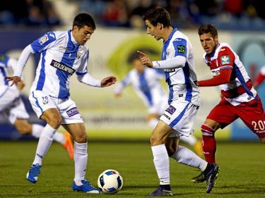 El Leganés superó al filial y está más cerca de Primera. (Foto: Imago)