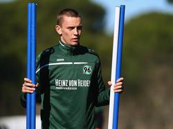 Marius Wolf trainiert ab sofort mit der U21