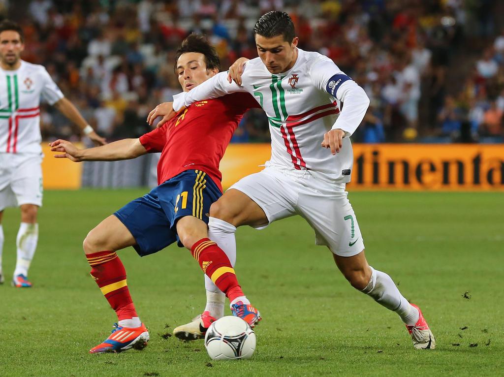Portugal und Spanien duellieren sich bei der WM in Russland