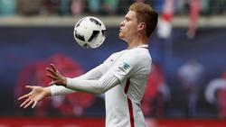 Marcel Halstenberg trainiert bei RB Leipzig wieder mit der Mannschaft