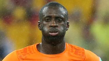Nach nur drei Monaten wieder Trennung von Olympiakos Piräus: Der Ivorer Yaya Touré