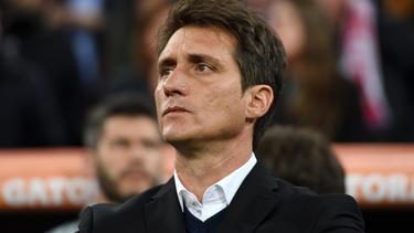 Boca-Coach Guillermo Barros Schelotto muss seinen Hut nehmen