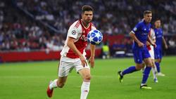 Der ehemalige Schalke-Stürmer Huntelaar freut sich auf die Champions League