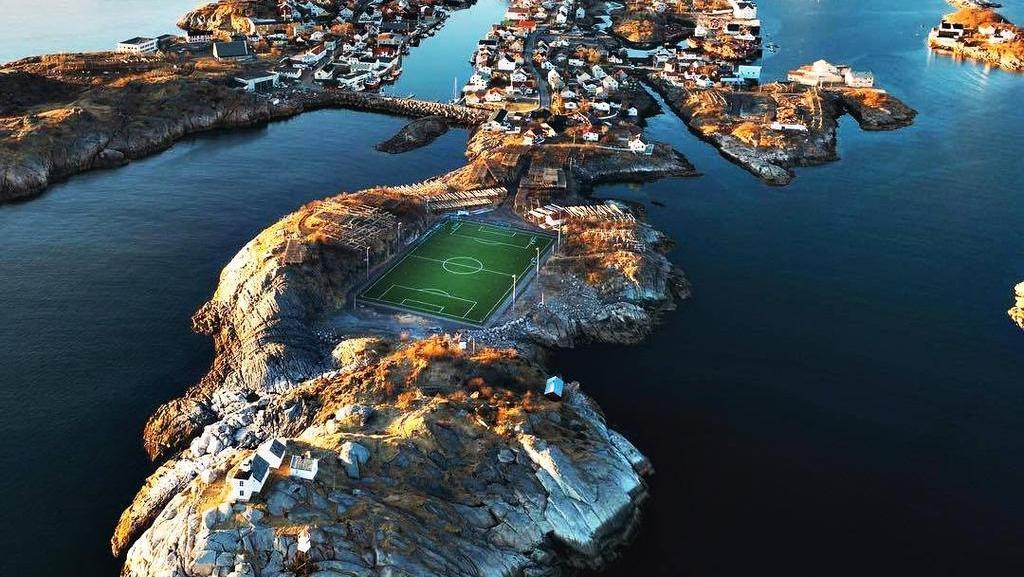 Kleinstes Stadion Der Welt