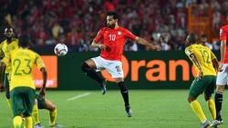 Ägypten scheiterte bereits im Achtelfinale des Afrika Cups