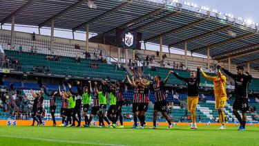 Eintracht Frankfurt will wieder nach Europa