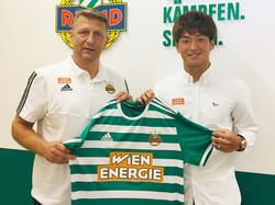 Koya Kitagawa erzielte für S-Pulse 39 Tore in 140 Pflichtspielen