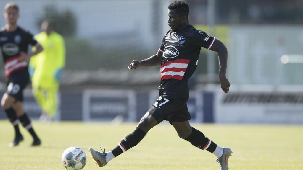 Nana Ampomah fällt gegen den VfL Wolfsburg aus