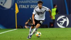 Hofft auf sein Debüt für die A-Nationalmannschaft des DFB: Suat Serdar von Schalke 04