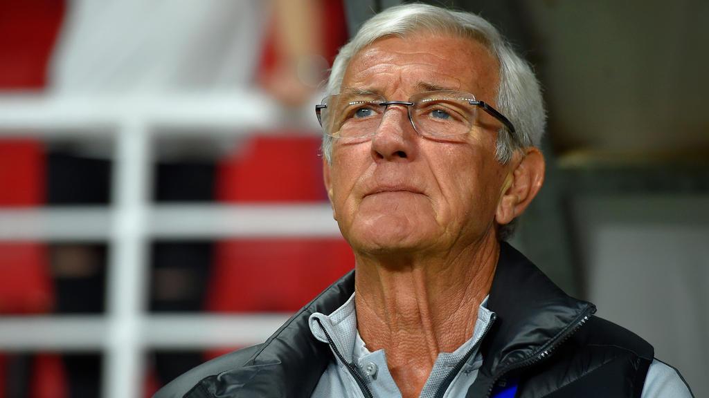 Marcello Lippi ist als chinesischer Nationaltrainer zurückgetreten