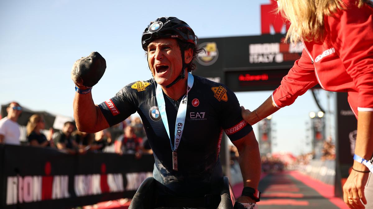 Alex Zanardi plant einen weiteren Start bei den Paralympics