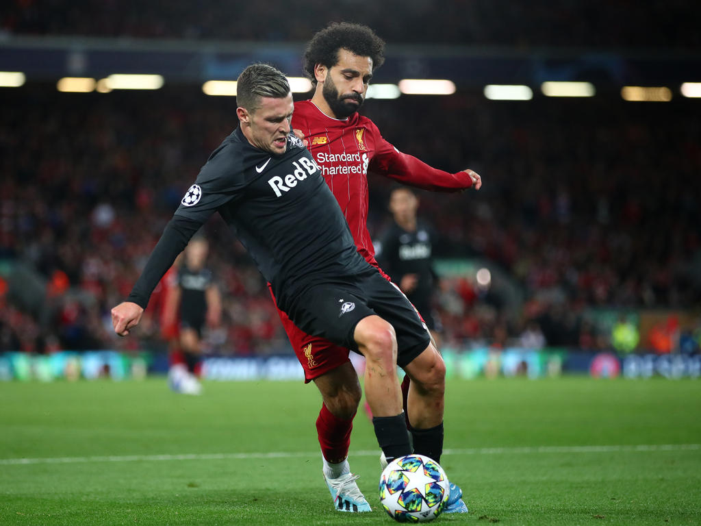 Salzburg kann gegen Liverpool Historisches schaffen