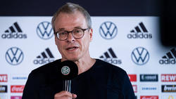 Peter Peters will Ruhe im DFB herbeiführen