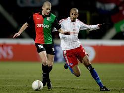 HSV kocht Nijmegen ab