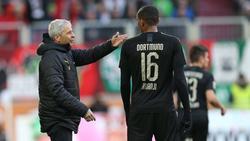 Manuel Akanji ist beim BVB trotz schwacher Leistungen gesetzt