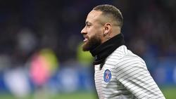 Neymar ist zurück bei PSG