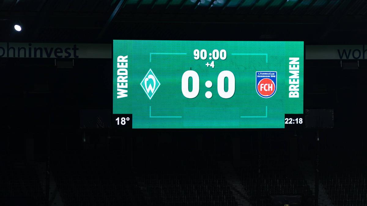 Werder Bremen vs. 1. FC Heidenheim: Die besten Netzreaktionen