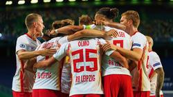 RB Leipzig muss nun gegen PSG antreten