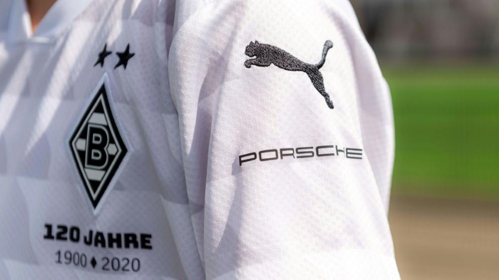 Porsche unterstützt die Jugendarbeit bei Borussia Mönchengladbach