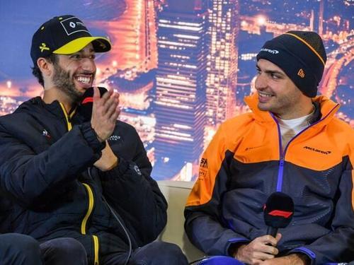 Geht es nach McLaren, dann kommt Daniel Ricciardo (l.) nicht vor 2021