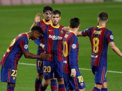 Souveräner Barcelona-Sieg zum Champions-League-Auftakt