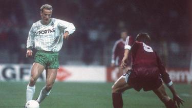 Werder Bremen demütigte den BFC Dynamo
